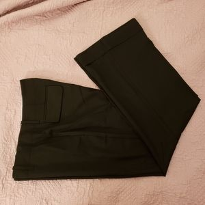 The Limited black pants with cuff